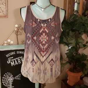 Voice of California Dress Tank Size Small